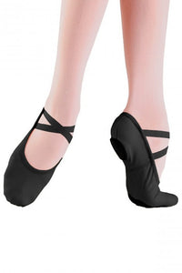 So Danca Child Canvas Split Sole Ballet Shoe SD16