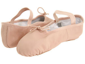 Bloch Adult Full Sole Leather Ballet Slipper SO205L