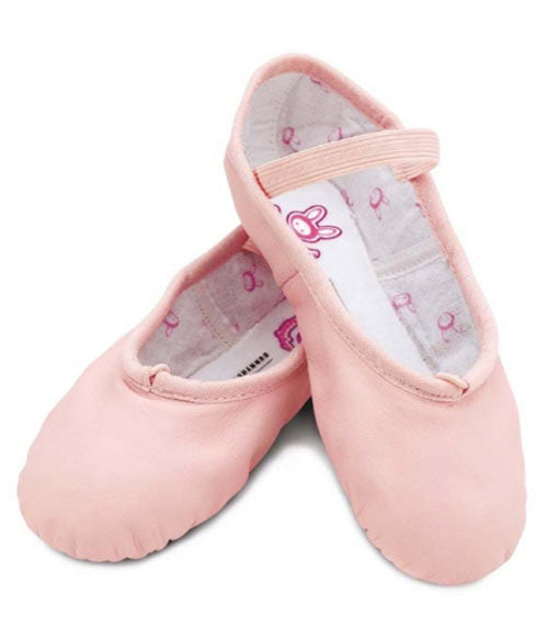 Bloch Bunny Hop Toddler Ballet Slipper