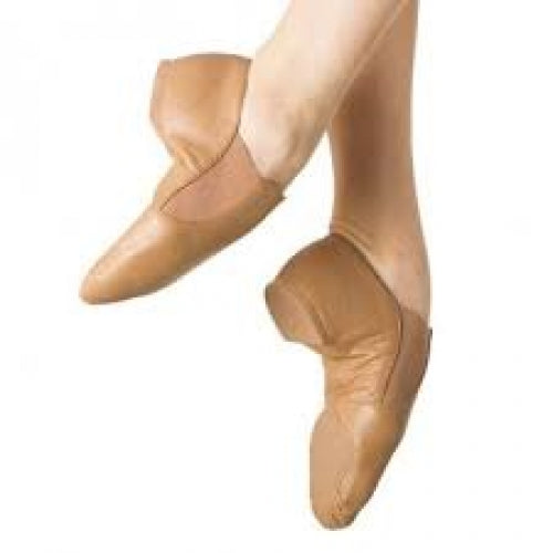 Bloch Child Split Sole Leather Jazz Shoe SO499G
