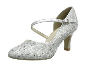 "So Danca Raphaela Glitter 2.5"" Heel Shoe BL504"