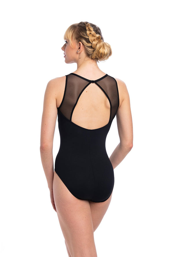 Ainsliewear Adult Paige Leotard with Mesh