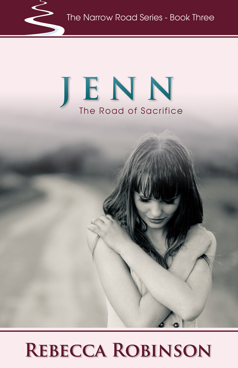 Jenn:<br><small>The Road of Sacrifice</small>
