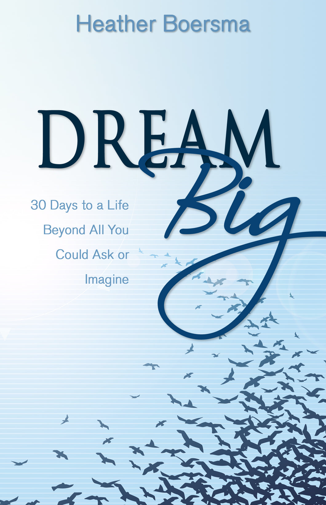 Dream Big:<br><small>30 Days to a Life Beyond All You Could Ask or Imagine</small>