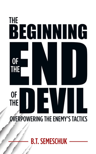 The Beginning of the End of the Devil:<br><small>Overpowering the Enemy's Tactic</small>