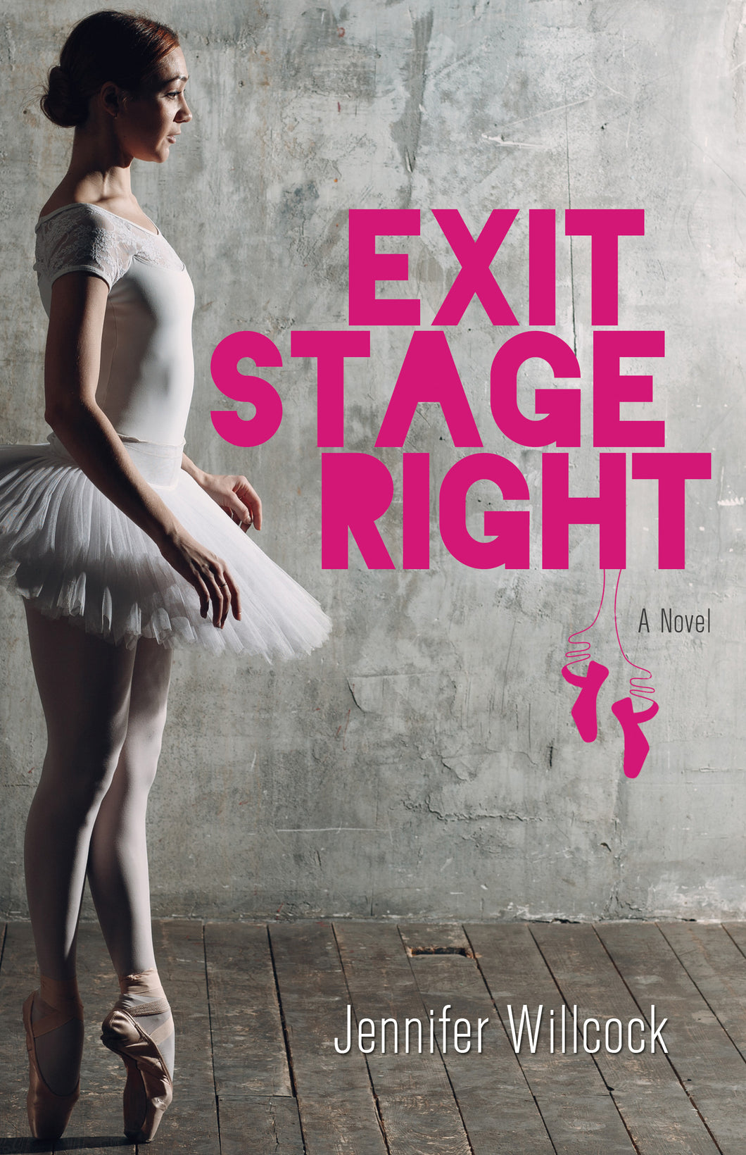 Exit Stage Right:<br><small>A Novel</small>