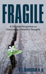 Fragile:<br><small> A Christian Perspective on Overcoming Unhealthy Thoughts</small>