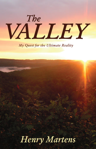 The Valley:<br><small>My Quest for the Ultimate Reality</small>