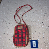 Plaid Phone Purse
