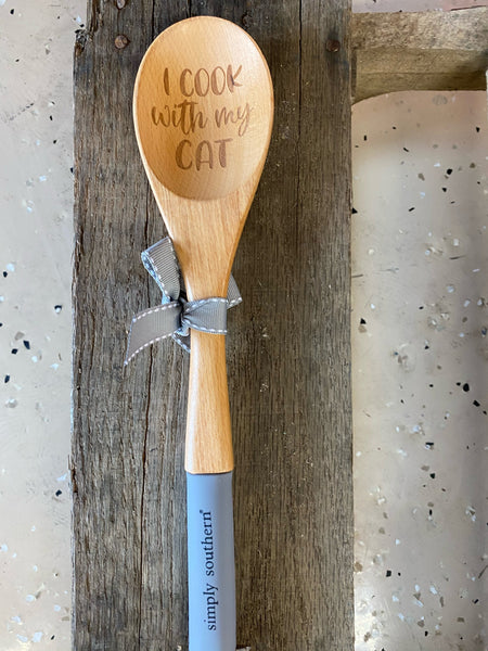 Simply Southern Wooden Spoons