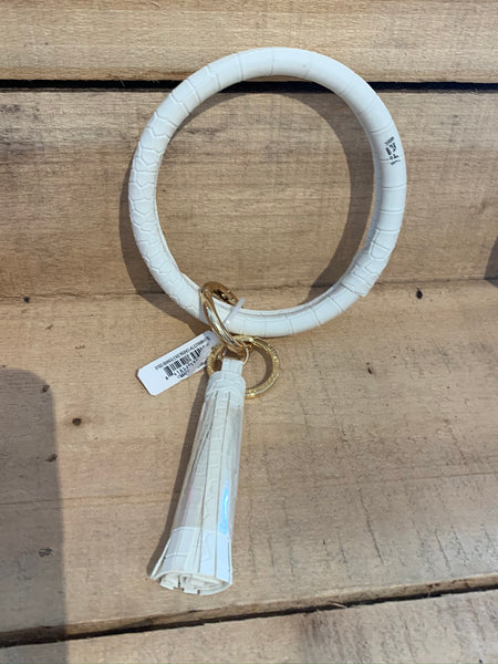 Simply Southern O Ring Key Chain