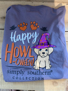 Happy Howl-oween