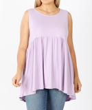 Sweet & Comfy Top Plus