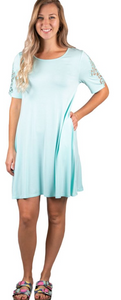Simply Southern Solid Dresses