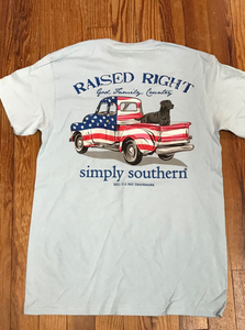 Simply Southern Raised Right