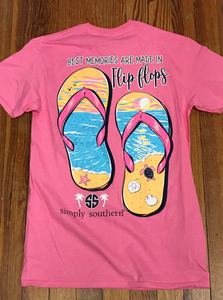 Simply Southern Flip Flop