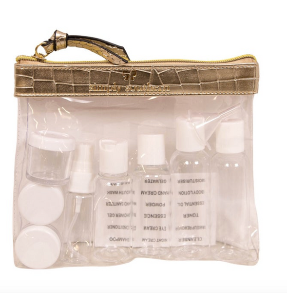 Simply Southern Toiletry Travel Bag