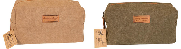 Simply southern toiletry bags