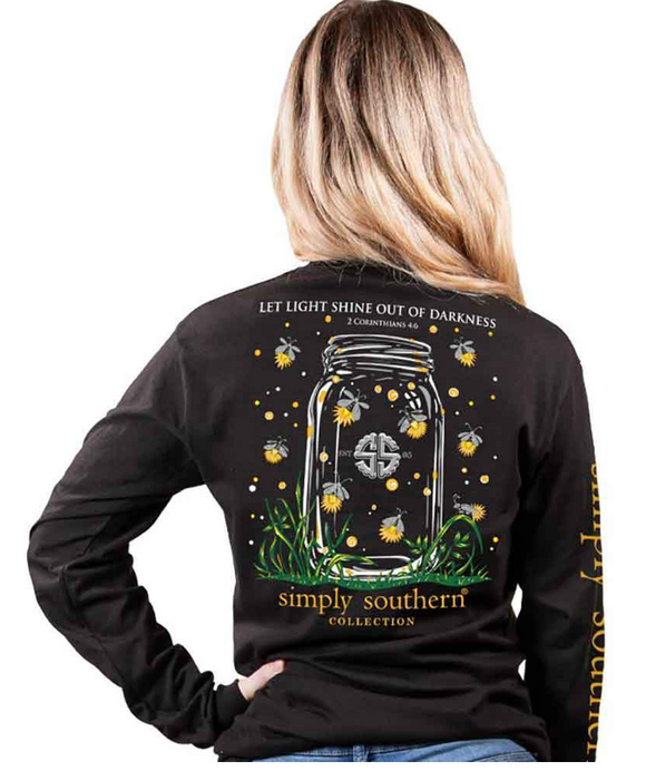 Simply Southern Shineout Long Sleeve