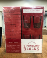 Christmas Stumbling Blocks