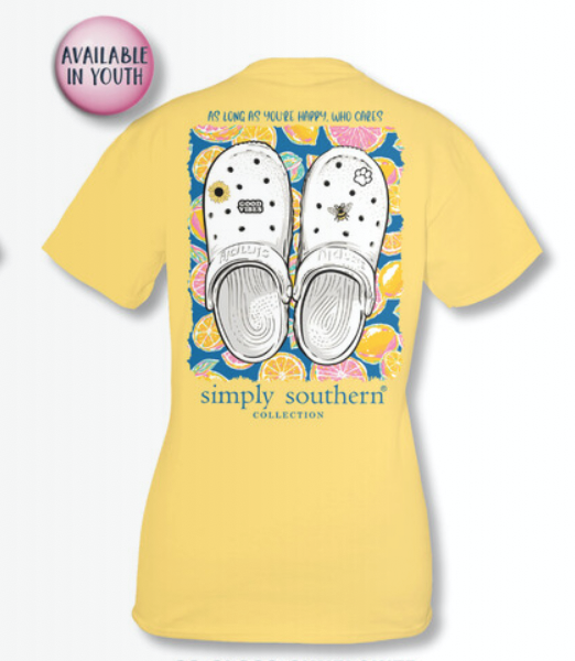 Simply Southern Clog Tee
