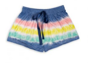 SS Lounge Shorts in Bag: Dusk