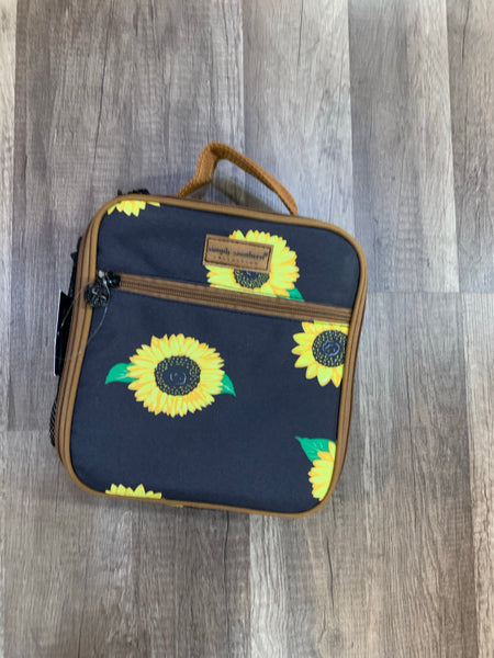 Simply Southern Sunflower Lunch Box