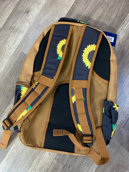 Simply Southern Sunflower BookBag