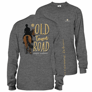 Old Town Road Long Sleeve