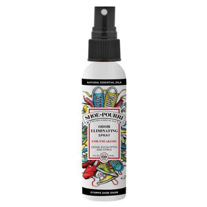 Shoe-Pourri Odor Eliminating Spray