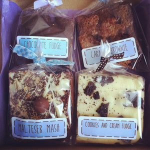 monthly traybake subscription box