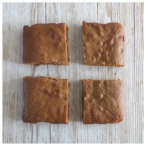 Butterscotch Blondies (Box of 4 or 9) - Clare's Squares - order blondies online with free delivery to your door