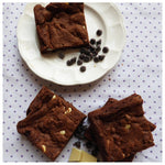 Triple Chocolate Chip Cookies (Box of 4 or 9) - Clare's Squares - order cookies online with free delivery to your door