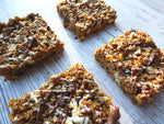 Triple Chocolate Flapjack (Box of 4 or 9) - Clare's Squares - order Traybakes online with free delivery to your door