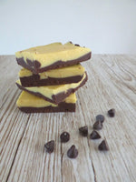 Orange and Chocolate Fudge (Box of 4 or 9) - Clare's Squares - order fudge online with free delivery to your door