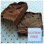 Chocolate Fudge (Box of 4 or 9) - Clare's Squares - order fudge online with free delivery to your door