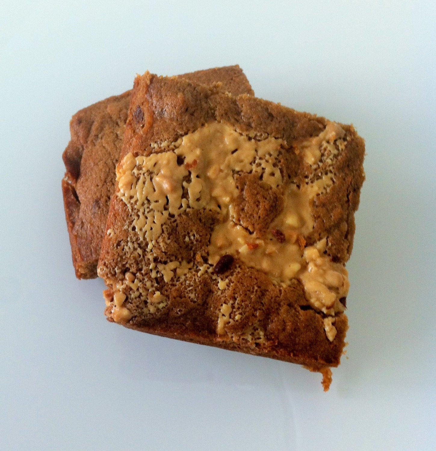 Peanut Butter Blondies (Box of 4 or 9) - Clare's Squares - order Blondies online with free delivery to your door
