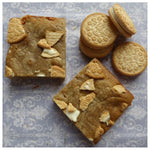 Golden Oreo Blondies (Box of 4 or 9) - Clare's Squares - order Blondies online with free delivery to your door