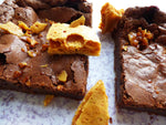 Honeycomb Brownies (Box of 4 or 9) - Clare's Squares - order brownies online with free delivery to your door