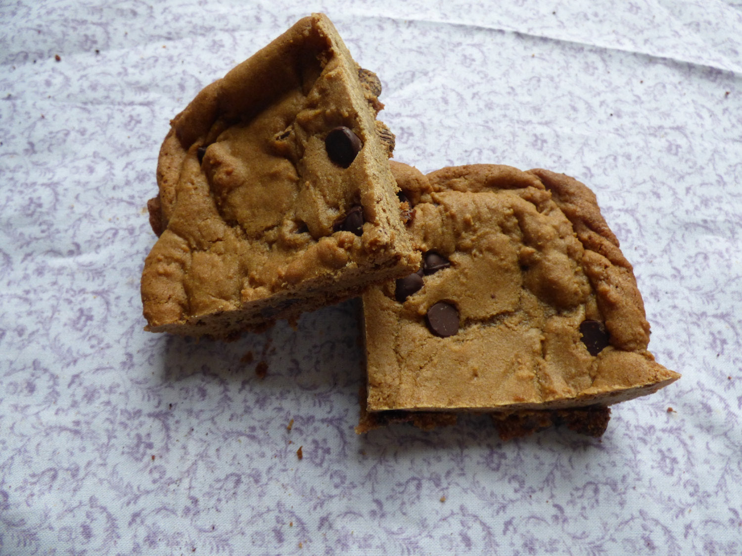 Chocolate Chip Cookie Squares (Box of 4 or 9) - Clare's Squares - order cookies online with free delivery to your door