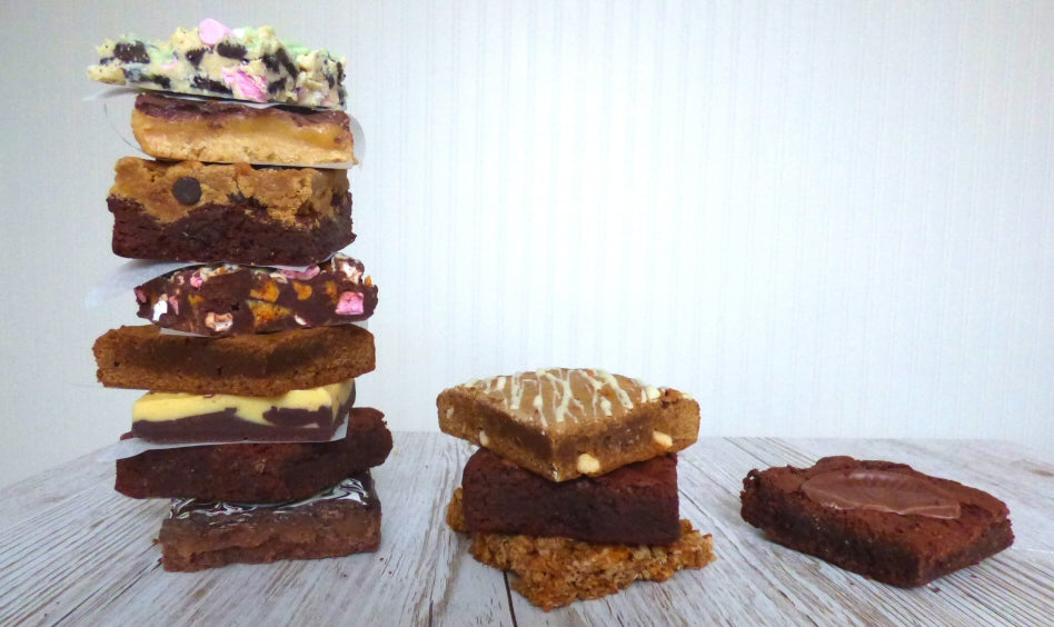 VARIETY Box - Clare's Squares - order Traybakes online with free delivery to your door