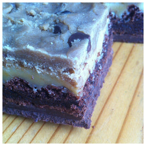 The Ultimate Traybake - Clare's Squares - order Super Stacks online with free delivery to your door