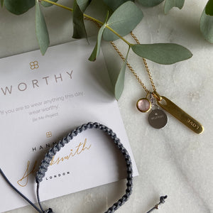 WORTHY TAG - BUY ONE GIVE ONE
