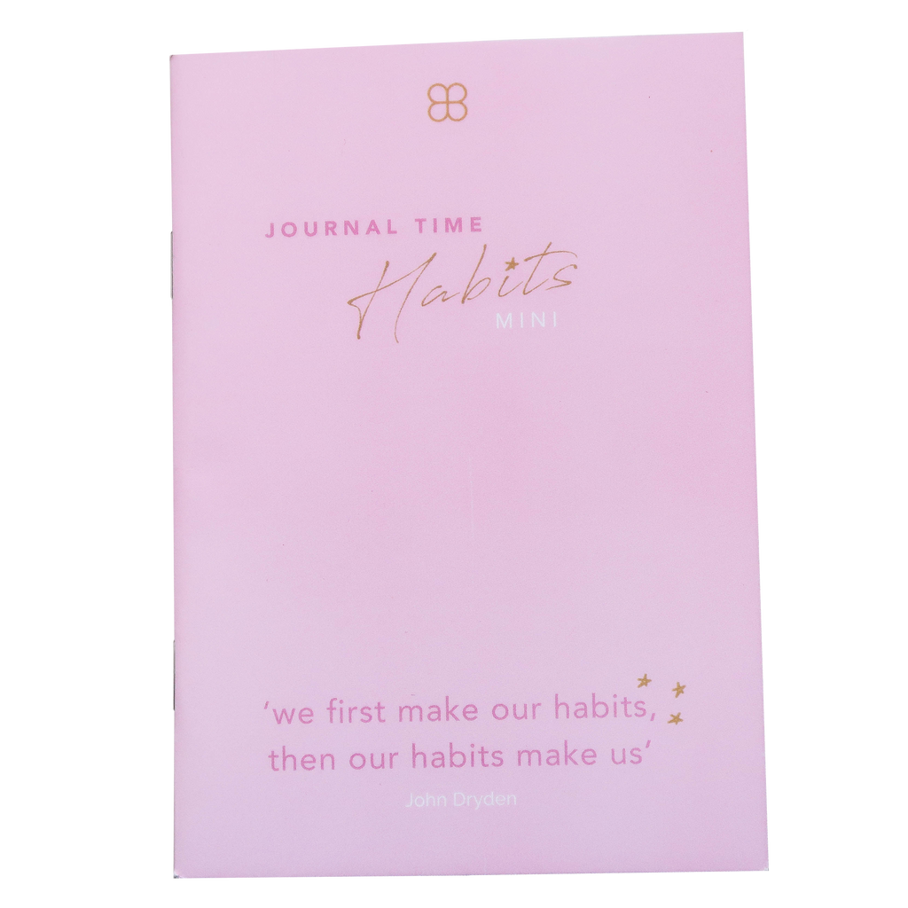 Journal Time Mini - Habits
