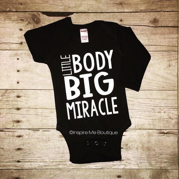 Little Body , Big Miracle