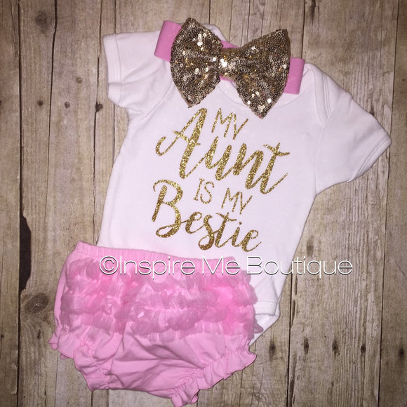 Proud Aunt Bodysuit