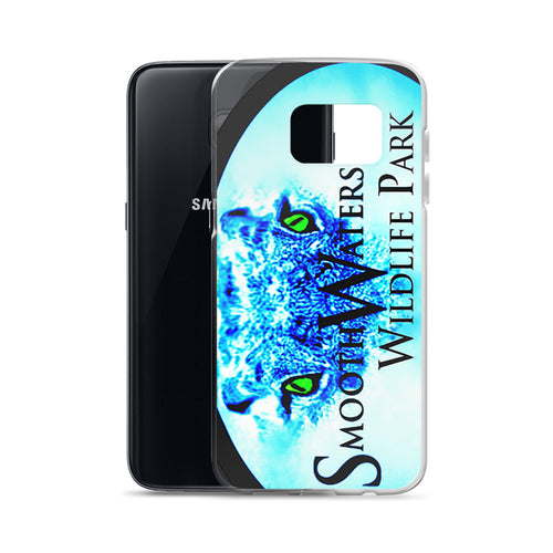 smooth Waters Logo Samsung Case