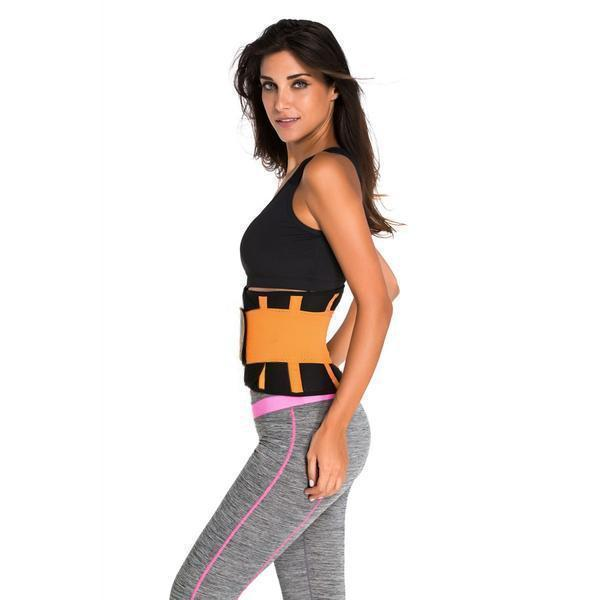 8e849c44b13 SLIMFIT WAIST SHAPER Abbigliamento e accessori INSTANT SLIMMING AND BACK  SUPPORT