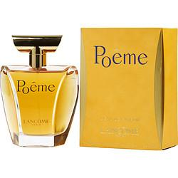 Poeme By Lancome Eau De Parfum Spray 3.4 Oz