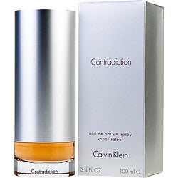 Contradiction By Calvin Klein Eau De Parfum Spray 3.4 Oz